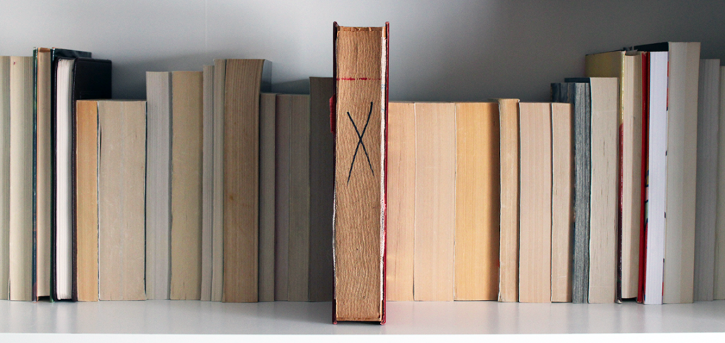 A Simple Guide to Weeding your Library