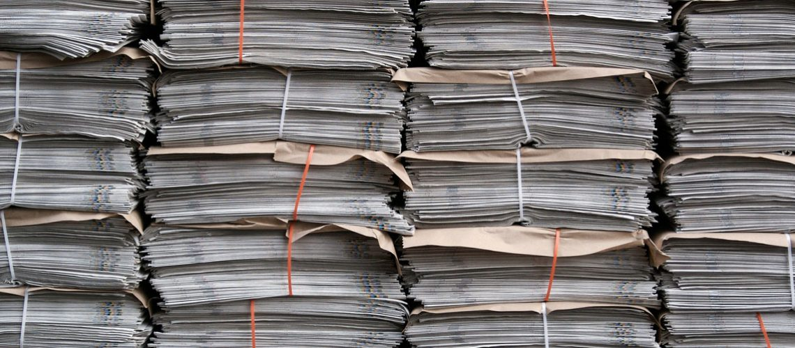 Bound Newspapers