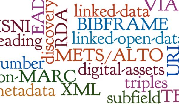wordle 1 for metadata matters